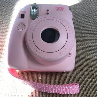 フジフイルム(富士フイルム)のチェキmini8(フィルムカメラ)