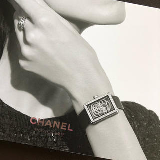 シャネル(CHANEL)のCHANEL シャネル 時計 ウォッチ カタログら(アート/エンタメ)