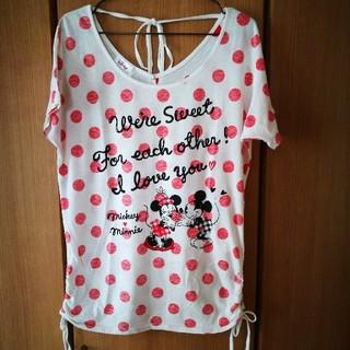 シマムラ(しまむら)のディズニー半袖TシャツLL(Tシャツ(半袖/袖なし))