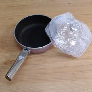 アサヒケイキンゾク(アサヒ軽金属)のアサヒ軽金属 オールパン 22㎝(鍋/フライパン)