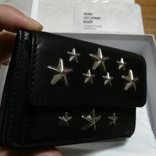ジミーチュウ(JIMMY CHOO)のかなり綺麗です ジミーチュウ 3折りサイフ  正規商品(財布)