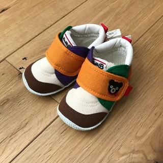 ミキハウス(mikihouse)のミキハウス 靴 12.5センチ(スニーカー)