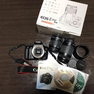 キヤノン(Canon)のCanon キャノン EOS Kiss X50 (デジタル一眼)