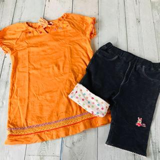 ミキハウス(mikihouse)のミキハウス 洋服セット 90 パンツ ブラウス(ブラウス)