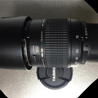 タムロン(TAMRON)のTamronタムロン望遠ズームレンズ  AF70-300mm  F4-5.6(レンズ(ズーム))