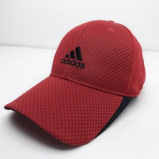 アディダス(adidas)のC017 美品★ アディダス adidas キャップ 帽子 メンズ レディース(キャップ)