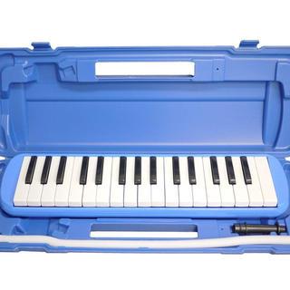 鍵盤ハーモニカ メロディーピアニカケース付き(ピアノ)