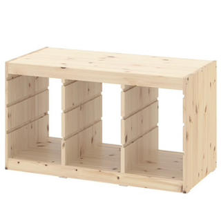 イケア(IKEA)の★新品★TROFAST トロファスト(フレームのみ)(収納/チェスト)
