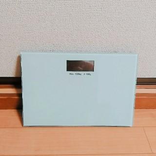 シンプルデジタル体重計(体重計)