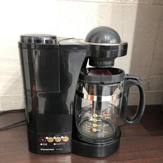 パナソニック(Panasonic)のコーヒーメーカー NC-S35P (コーヒーメーカー)