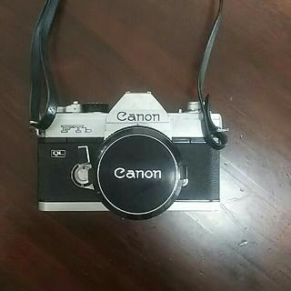 キヤノン(Canon)のcanon Ftb 一眼レフカメラ ケース付き(フィルムカメラ)