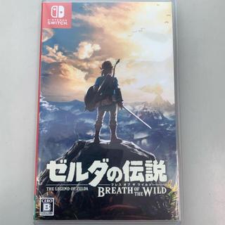 ニンテンドースイッチ(Nintendo Switch)のゼルダの伝説 ブレスオブザワイルド switch(家庭用ゲームソフト)