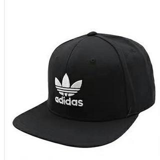 アディダス(adidas)のadidasベースボールキャップ黒(キャップ)