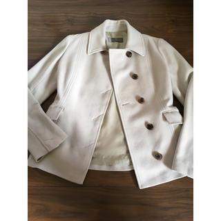 デプレ(DES PRES)のDer Pres 春先まで着られるウールコート 美品(ピーコート)