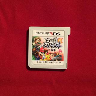 ニンテンドー3DS(ニンテンドー3DS)のソフトのみ 3DS  大乱闘スマッシュブラザーズ (携帯用ゲームソフト)