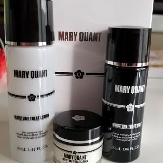 マリークワント(MARY QUANT)のマリークワント モイスチャー トリート トライアルセット(サンプル/トライアルキット)