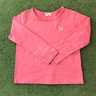 サンカンシオン(3can4on)の3can4on 子供 ピンクロンT 120(Tシャツ/カットソー)