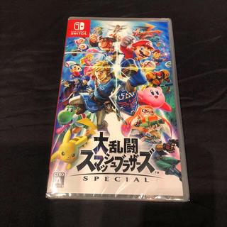 ニンテンドースイッチ(Nintendo Switch)の新品未開封  スマブラ(家庭用ゲームソフト)