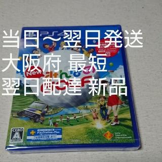 プレイステーション4(PlayStation4)のNew みんなのGOLF(家庭用ゲームソフト)