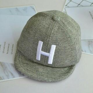 【新品】イニシャルキャップ(帽子)