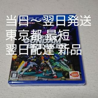 プレイステーション4(PlayStation4)のNew ガンダムブレイカー(家庭用ゲームソフト)