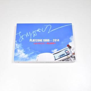 ジャニーズ(Johnny's)のPLAYZONE 1986・・・・2014◆ありがとう 青山劇場◆DVD◆初回(アイドルグッズ)