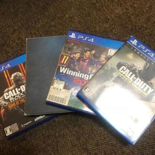 プレイステーション4(PlayStation4)のPS4ソフト セット売り(家庭用ゲームソフト)
