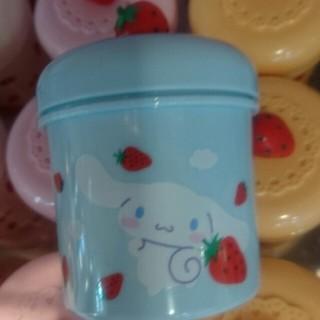 サンリオ(サンリオ)のサンリオ サクマ いちごみるく シナモロール 小物入れ キャンディーポット (キャラクターグッズ)