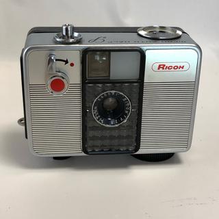 リコー(RICOH)のリコーオートハーフ(RICOH AUTO HALF) S 黒縞(フィルムカメラ)