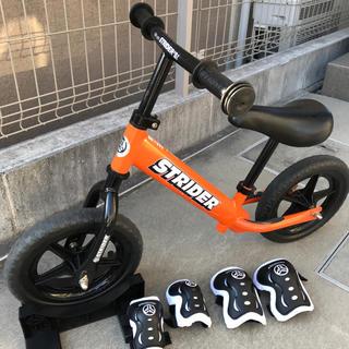 ストライダ(STRIDA)のストライダー  プロテクター スタンド セット(自転車)