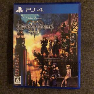 プレイステーション4(PlayStation4)のキングダムハーツ   美品(家庭用ゲームソフト)