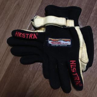ヘストラ(HESTRA)のspace0423様専用 STRAレザーグローブ wintopper「7サイズ」(手袋)