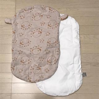 たまひよ 丸洗いできる!生まれてすぐから使う赤ちゃんの安心 抱っこふとん(ベビー布団)