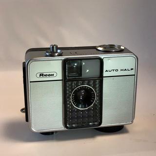 リコー(RICOH)のリコーオートハーフ(RICOH AUTO HALF) E ブラック(フィルムカメラ)