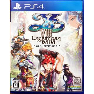 プレイステーション4(PlayStation4)のイース8 -Lacrimosa of DANA- PS4(家庭用ゲームソフト)