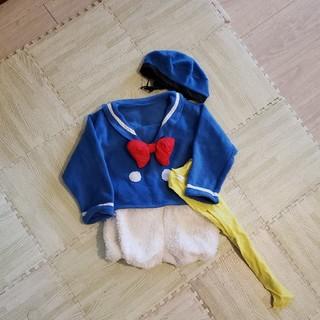 Disney - ドナルドコスチューム