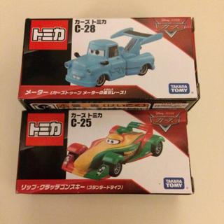タカラトミー(Takara Tomy)の【新品】カーズトミカ 2台セット(ミニカー)