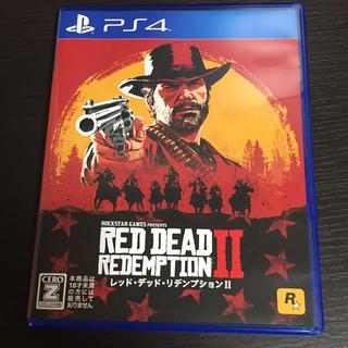 プレイステーション4(PlayStation4)のレッド・デッド・リデンプション 2(家庭用ゲームソフト)