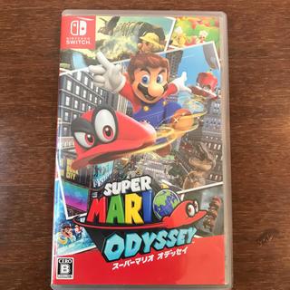 Nintendo Switch - スーパー マリオ オデッセイ switch
