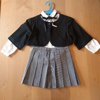 3615d33e49faf コムサイズム(COMME CA ISM)のCOMME CA ISM 入学式 女の子120(ドレス