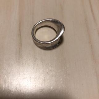 新品/シルバーリング(リング(指輪))