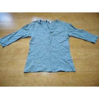 ネイビーナチュラル(navy natural)のネイビーナチュラル レディース 7分袖 Tシャツ(Tシャツ(長袖/七分))