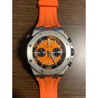 オーデマピゲ(AUDEMARS PIGUET)のAP offshore 腕時計 クォーツ(その他)