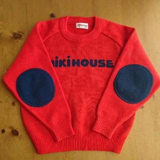 ミキハウス(mikihouse)のミキハウス MIKI HOUSE ニット 110(ニット)