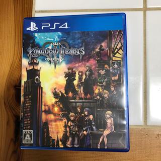 プレイステーション4(PlayStation4)のPS4  キングダムハーツⅢ(家庭用ゲームソフト)