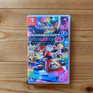 ニンテンドースイッチ(Nintendo Switch)の任天堂Switch マリオカート(家庭用ゲームソフト)