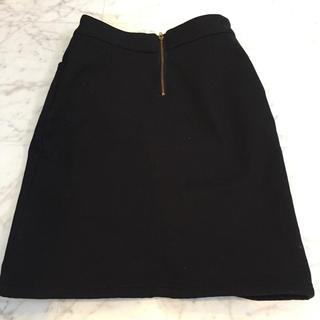 テチチ(Techichi)のテチチ♡裏起毛スカート(ひざ丈スカート)