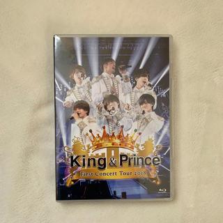 ジャニーズ(Johnny's)のKing&Prince First Concert Tour 2018 通常版(アイドルグッズ)