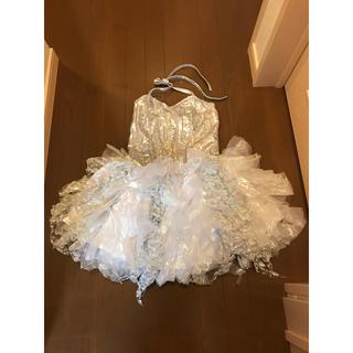 衣装に! スパンコール スカート(ミニスカート)