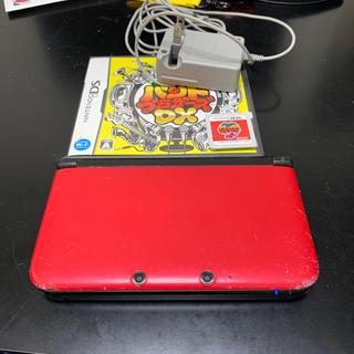 ニンテンドー3DS(ニンテンドー3DS)の3DS LL ソフト付き(携帯用ゲーム本体)